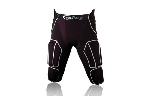 Girdle FullForce with Sewn In 7-Piece Pad Set   Sports ...
