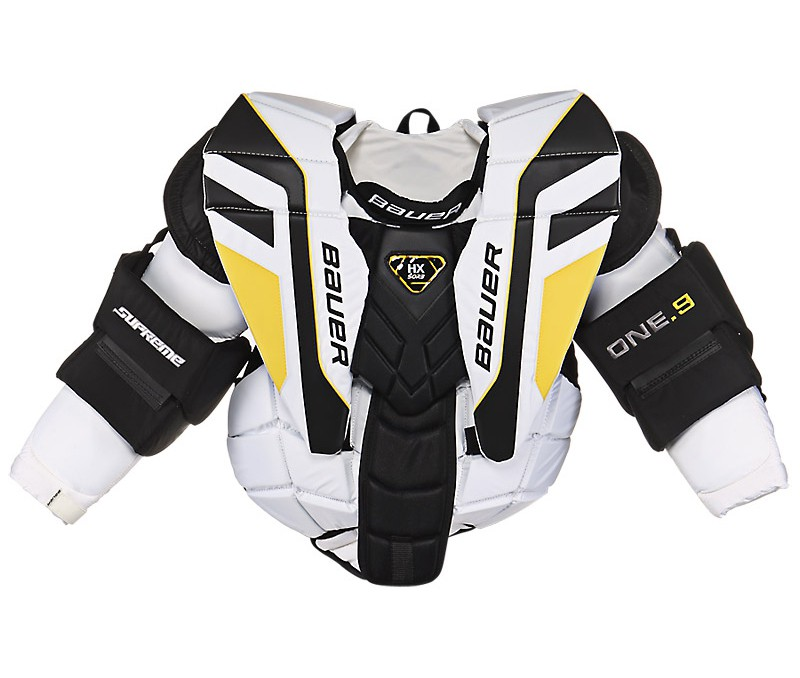Image result for bauer supreme one.9 chest protector