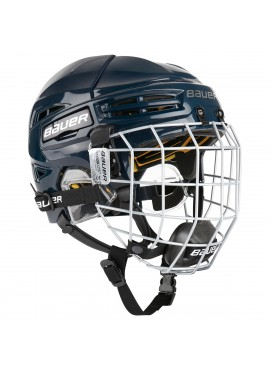 Bauer Re-Akt 100 Youth Hockey Helmet Combo