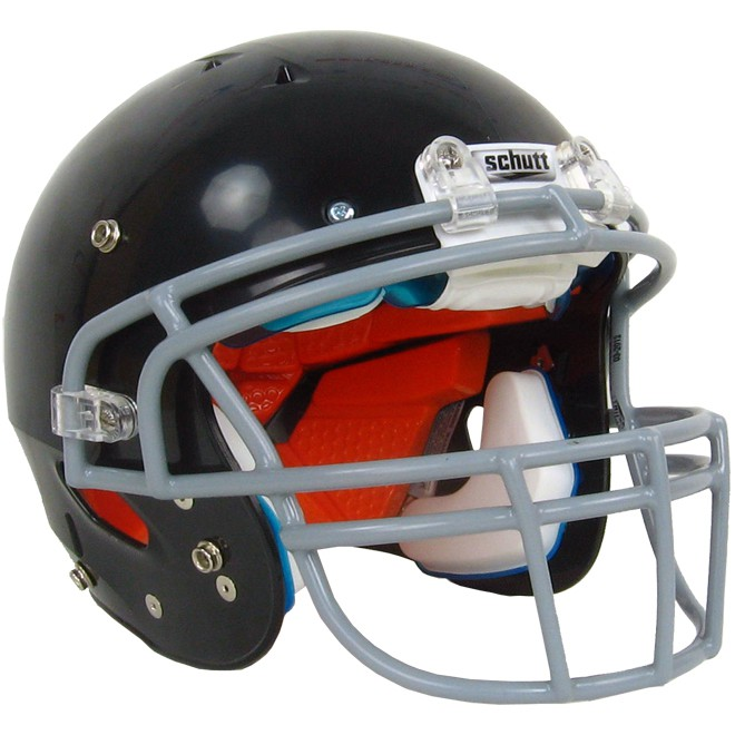 youth hybrid schutt helmet football recruit dna facemask amazon sportrebel sports guide kask included