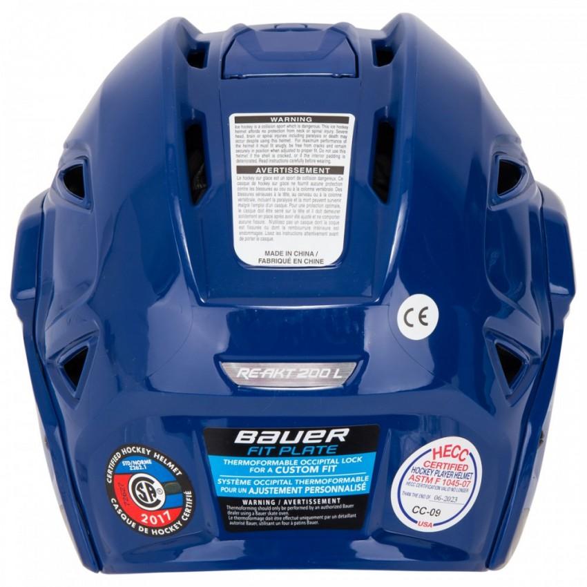 1624f81e5d9 Bauer Re-Akt 200 Hockey Helmet