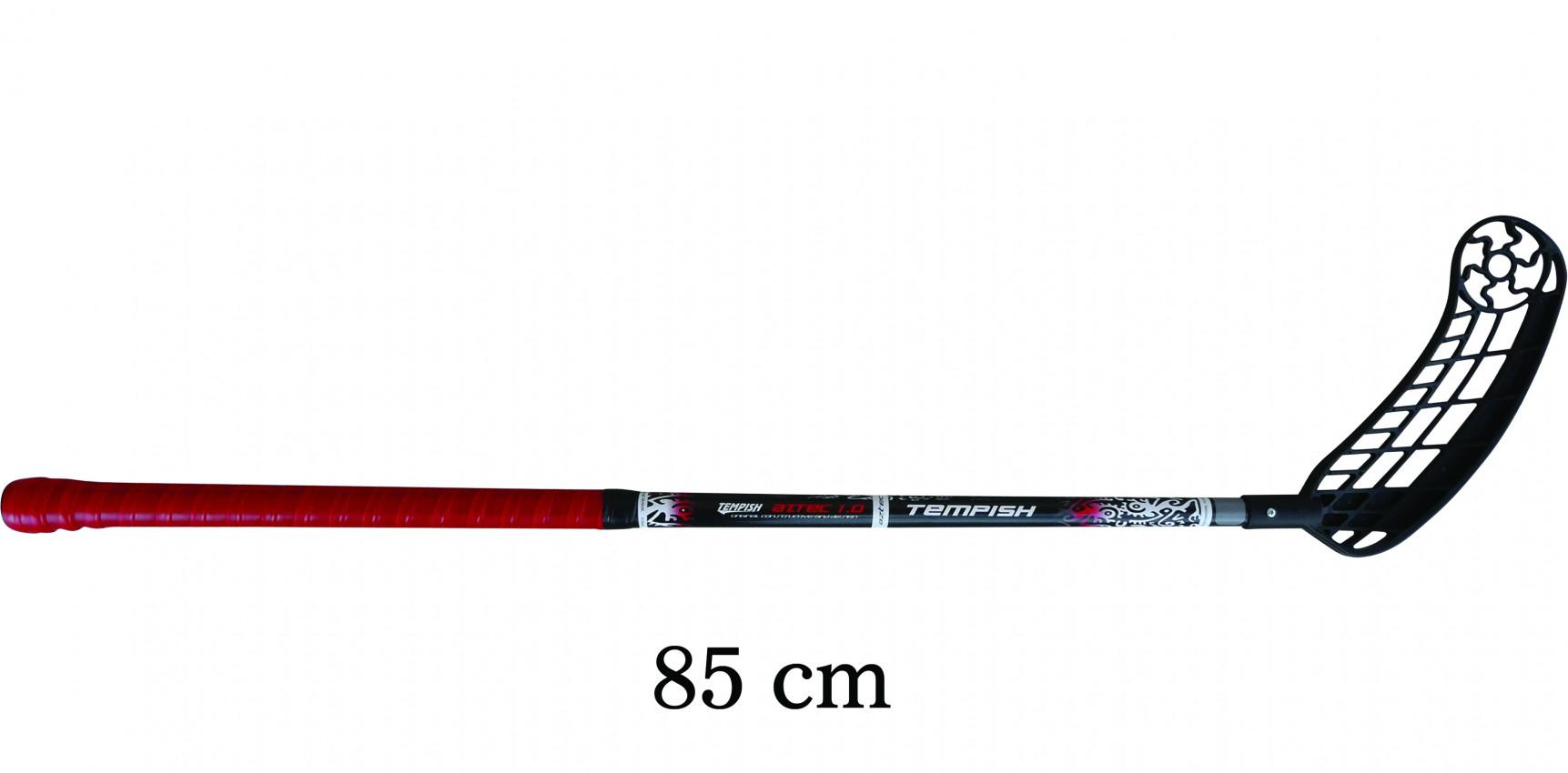 Tempish aztec floorball stick sticks hockey shop for Floor hockey stick