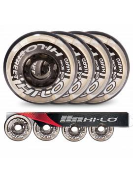 Mission Hi-Lo Street 82A Inline Wheels