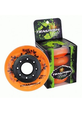 Tempish Spring B PU 85A wheel set