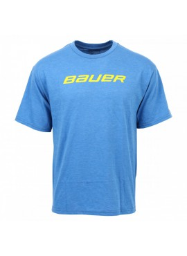 Bauer Basic Youth Short Sleeve Tee Shirt