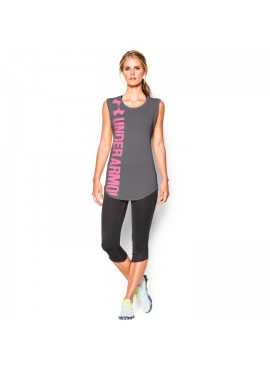 Women's Under Armour Vertical Logo Tunic
