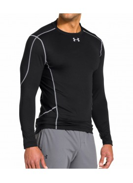Men's UA ColdGear® Evo Compression Hybrid Mock