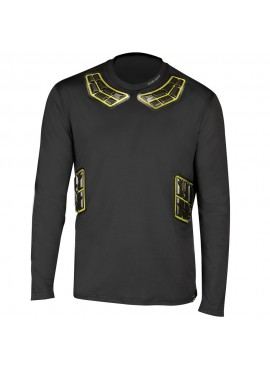Bauer Elite Padded Sr. Long Sleeve Crew