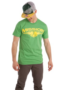 Mission Corporate 12 Short Sleeve Sr