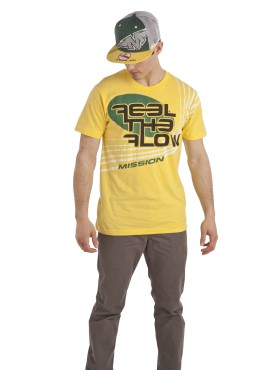 Mission Feel the Flow Short Sleeve Sr