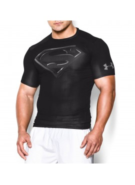 Under Armour HG Alter Ego Superman short sleeve