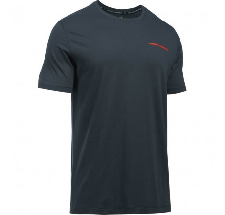 Koszulka krótki rękaw Under Armour HG Charged Cotton