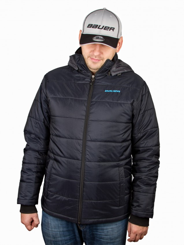 Bauer Sr Insulated Puffer Jacket Jackets Clothes Shop