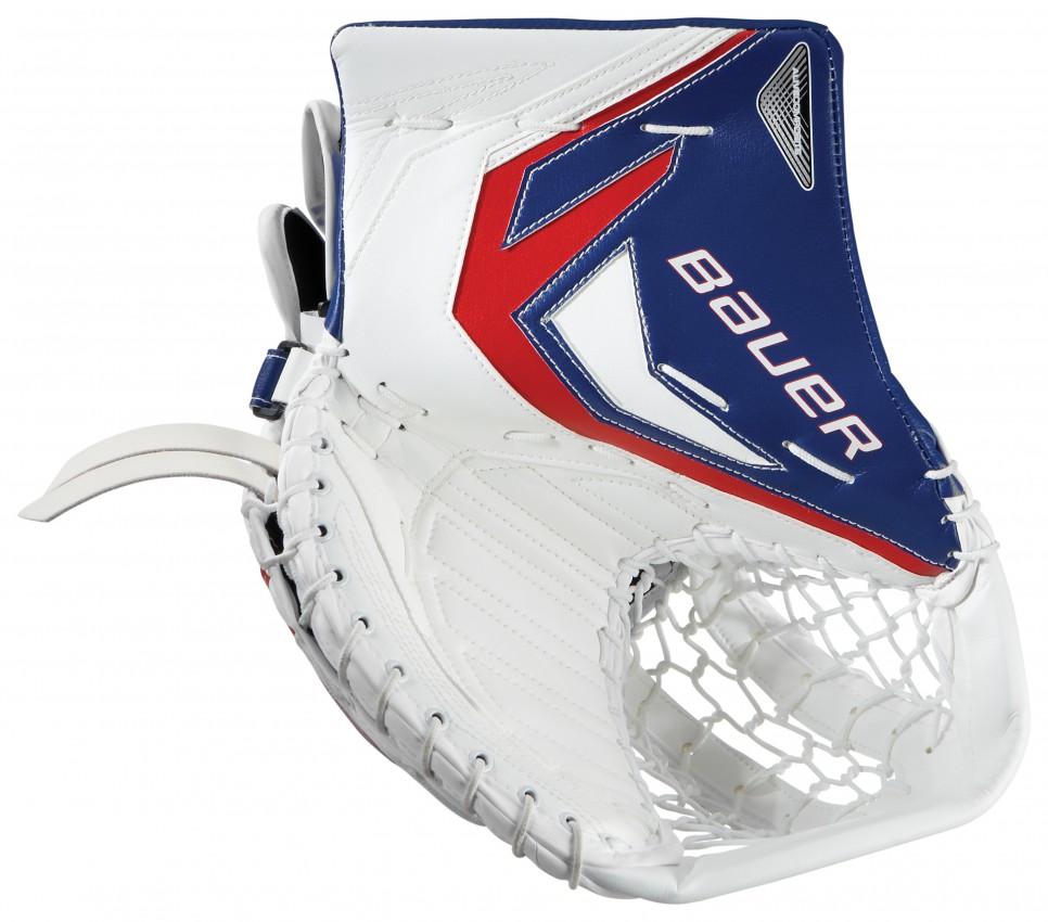 Rebel Sport Keeper Gloves: Bauer Supreme TotalOne Pro Goalie Glove Sr