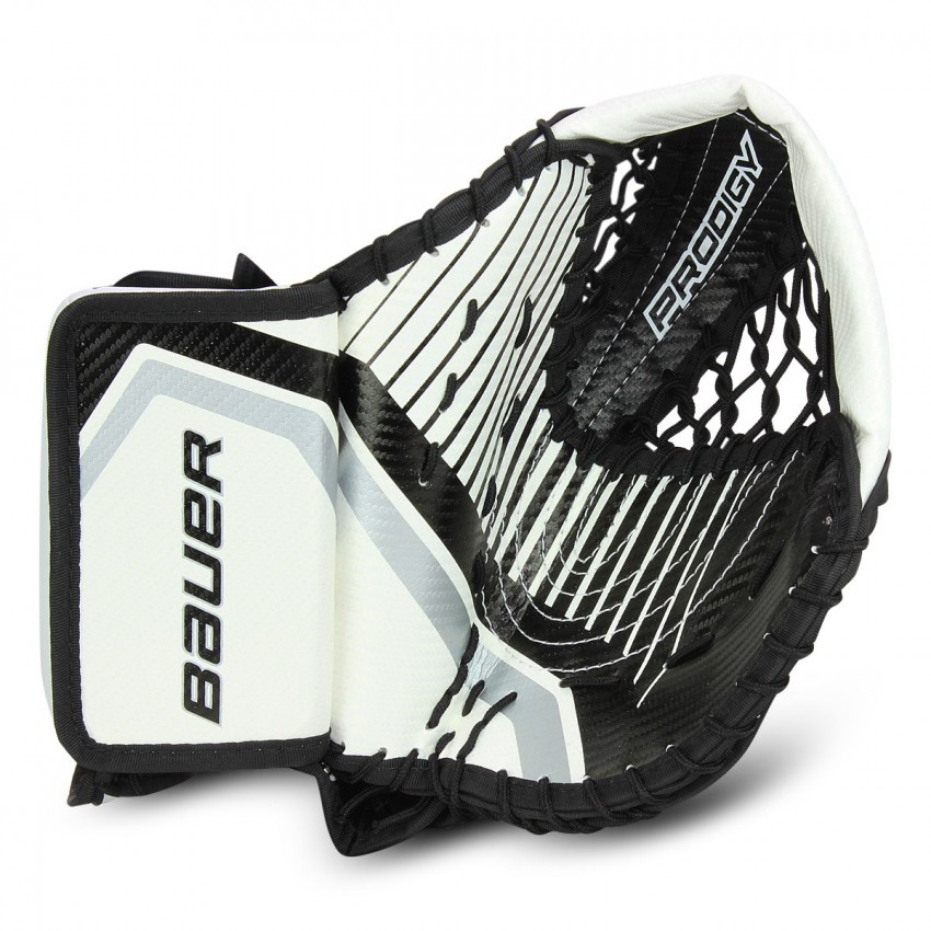 Rebel Sport Keeper Gloves: Bauer Prodigy 3.0 Yth Catck Glove