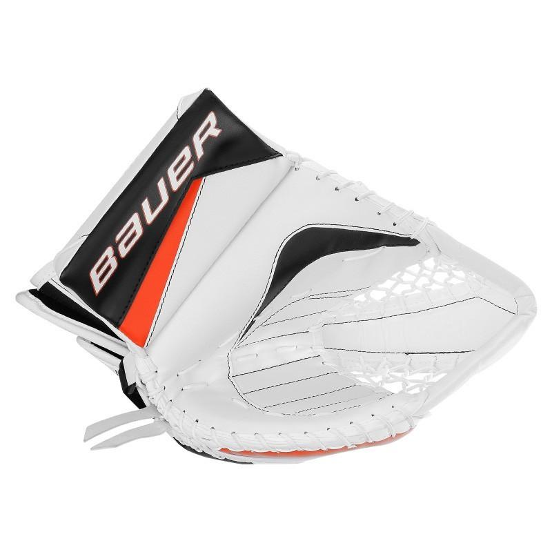 Rebel Sport Keeper Gloves: Bauer Reactor 5000 Catch Glove Senior
