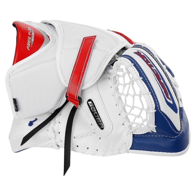 Rebel Sport Keeper Gloves: Bauer Reactor 9000 Sr. Goalie Glove