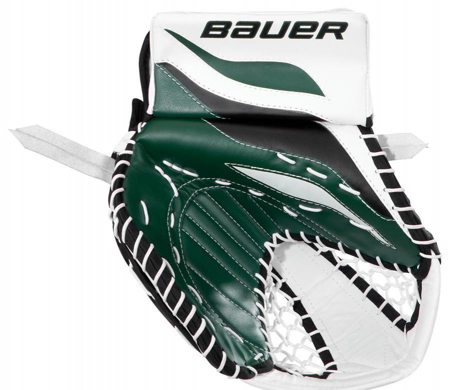 Rebel Sport Keeper Gloves: Bauer Reactor 2000 Jr. Goalie Glove