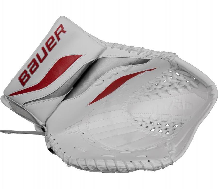 Rebel Sport Keeper Gloves: Bauer Reactor 4000 Sr. Goalie Glove