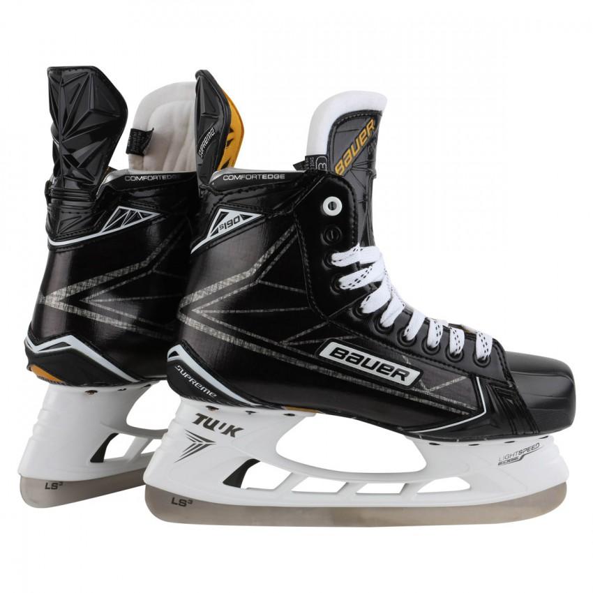 Ice Skates For Sale >> Bauer Supreme S190 Sr. Ice Hockey Skates | Skates | Hockey ...