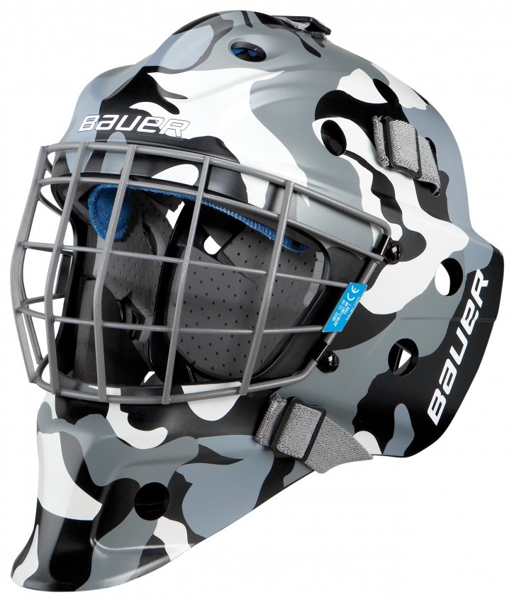 f0fb51f5b Bauer NME 5 Designs Hockey Goalie Mask Sr | Goalie Masks .