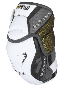 Bauer Supreme S170 Hockey Elbow Pads Jr
