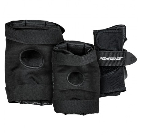 Powerslide Standard Men 18 three pad pack