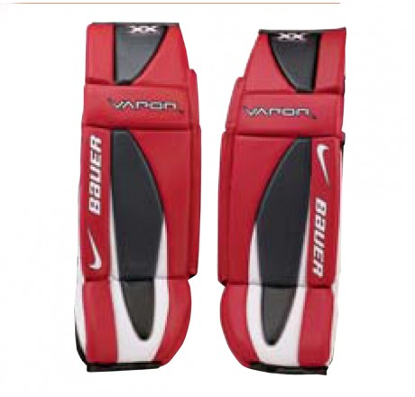 NikeBauer Vapor XX PHA Perf  Goalie Leg Pads Sr | Senior Leg Pads