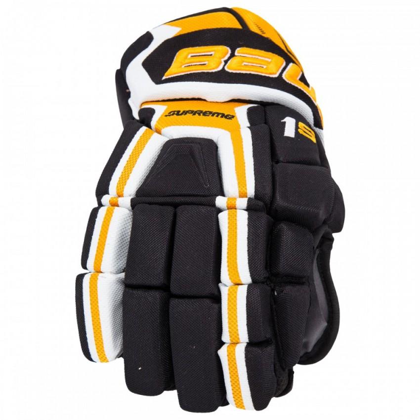 Nike Hockey Gloves: Bauer Supreme 1S Youth Hockey Gloves