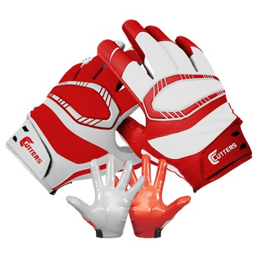 Cutters S450 Yin Yang Football Receiver Gloves Gloves Football