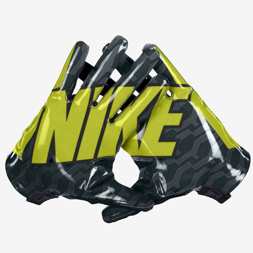 nike vapor fly receiver glove mens gloves football