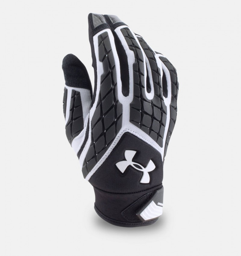 Full Contact Combat Sport >> Under Armour Combat Football Gloves | Gloves | Football ...