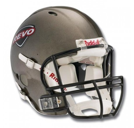 Not present. adult helmet revolution riddell