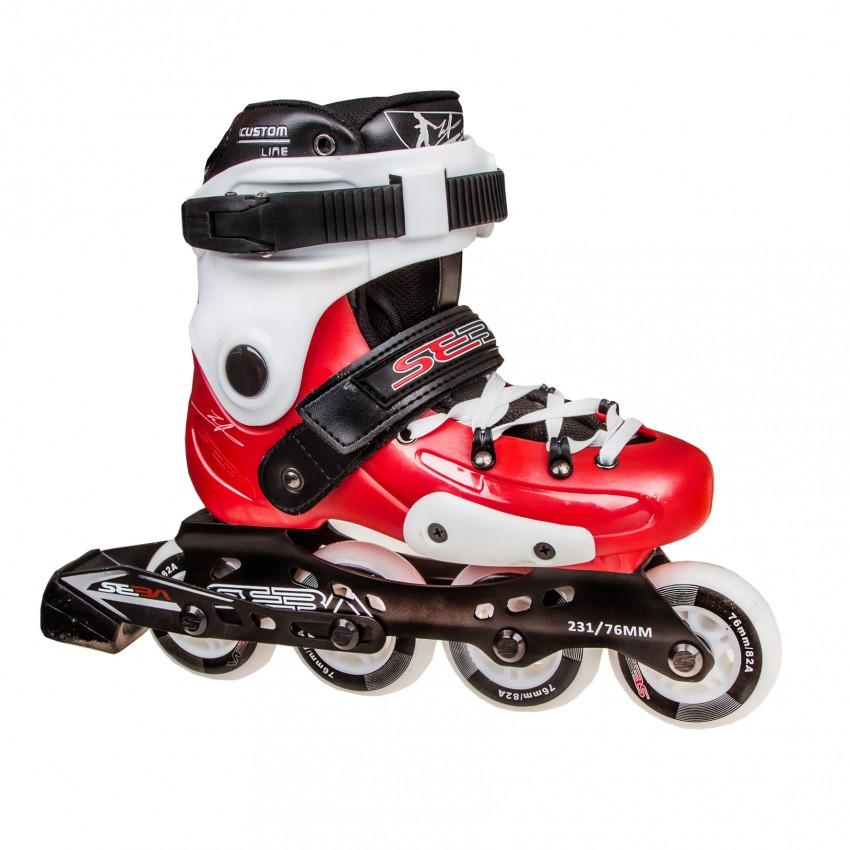 Rolki Regulowane Seba Fr Junior T 15 Freeskate Skate