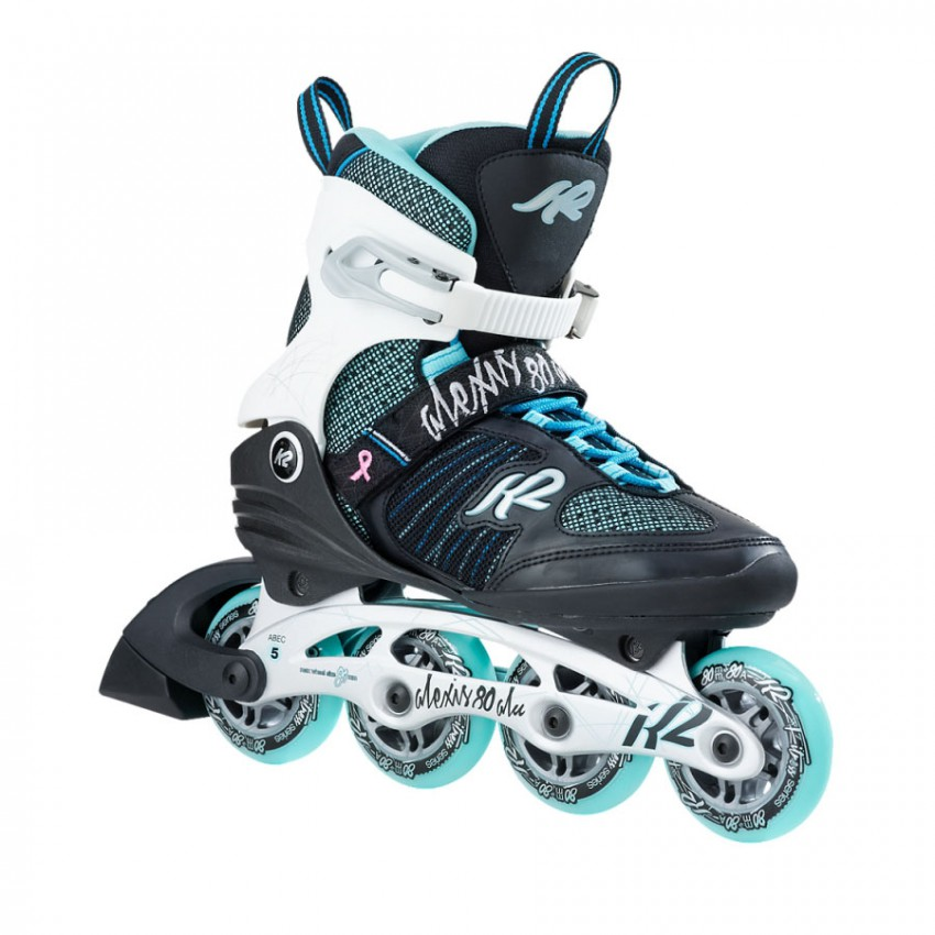 80 Alu Inline Skate K2 Skate F.I.T