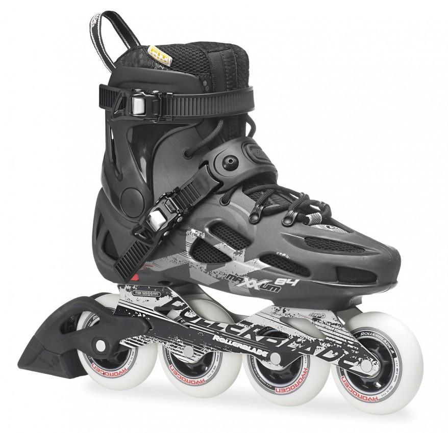 Powerslide Swell Lite: Rollerblade Maxxum 84 '15 Freestyle Inline Skates