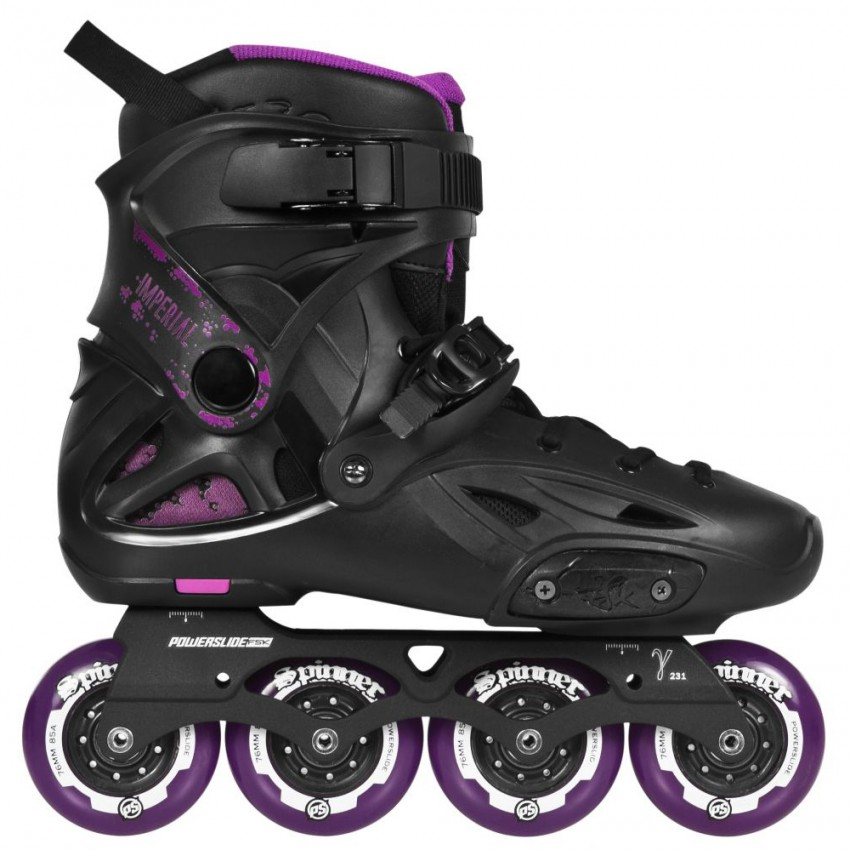 Powerslide Imperial One 80 '15 Freeskate Inline Skates
