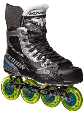 Mission Inhaler NLS2 Roller Hockey Skates Sr