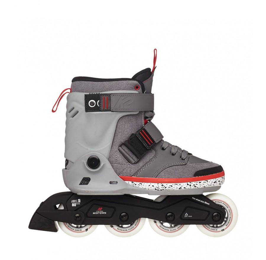 k2 midtown inline skate aggressive skate shop sportrebel. Black Bedroom Furniture Sets. Home Design Ideas
