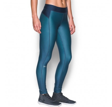 Spodnie termo Under Armour HG Women Printed
